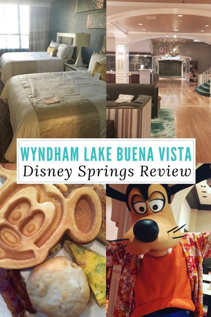 Sometimes the Walt Disney World Resort hotels are out of my family's budget. If you need a Disney alternative, try Wyndham Lake Buena Vista!  The location is across the street from Disney Springs and the price is right without sacrificing comfort and amenities. They offer a shuttle to Disney World Theme Parks, a Disney character breakfast, and more!