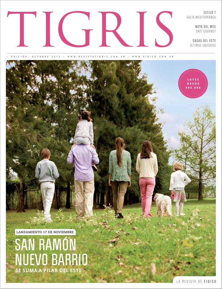 Revista Tigris, Octubre 2012 (www.revistatigris.com.ar)