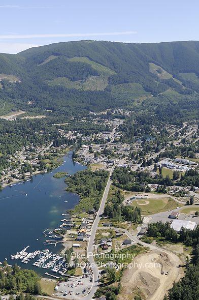 Cowichan Lake, Vancouver Island