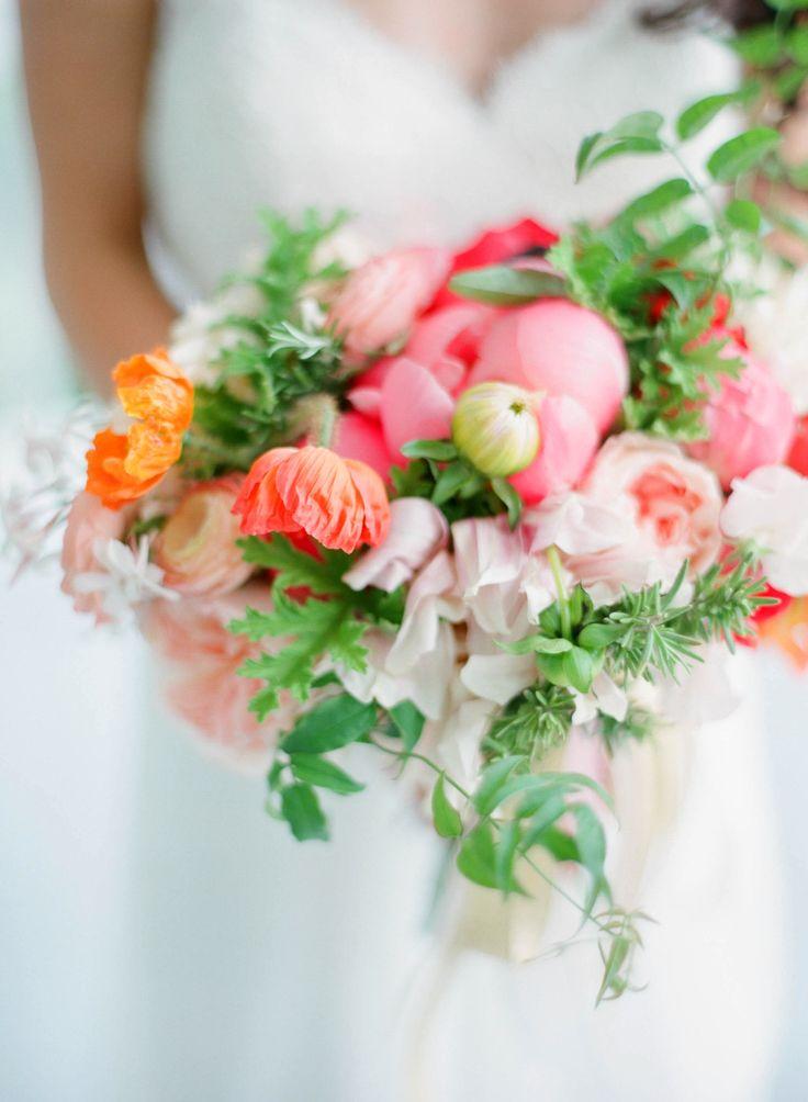 Wedding Bouquet | Kansas City Wedding from Emily Steffen | Read more - http://www.stylemepretty.com/2013/11/26/kansas-city-wedding-from-emily-steffen/