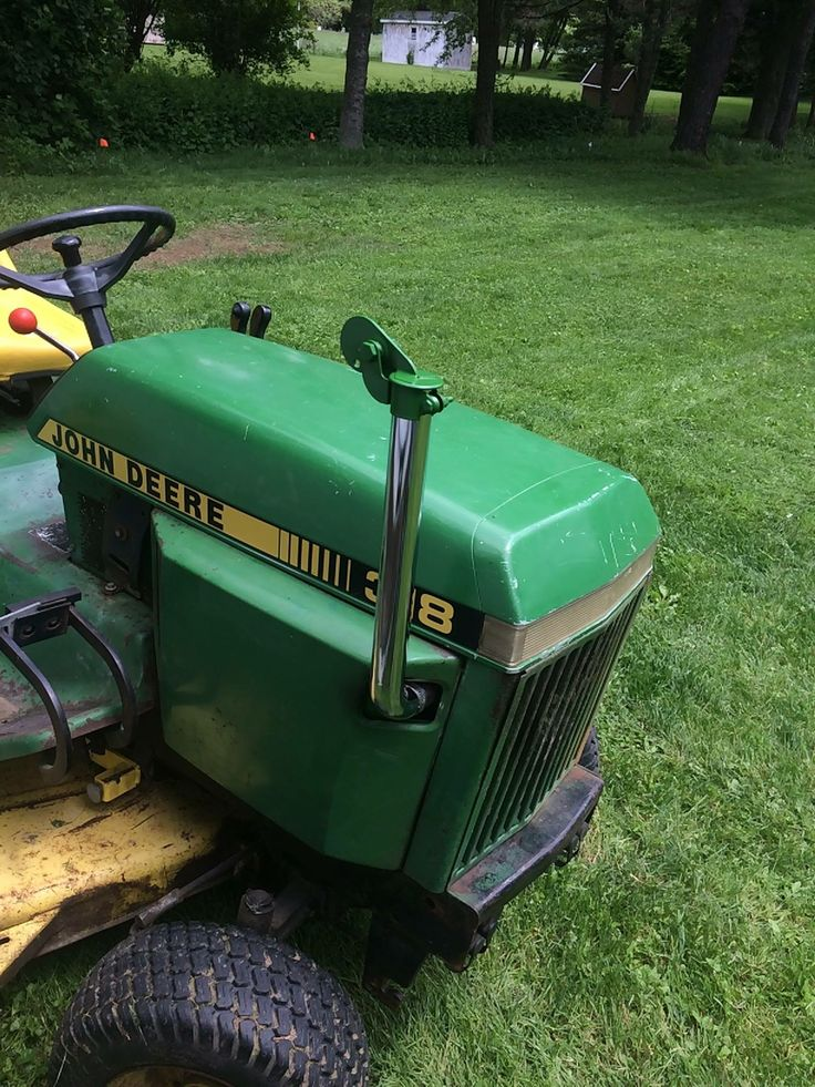 Lawn Tractor Exhaust : Best john deere lawn tractor images on pinterest