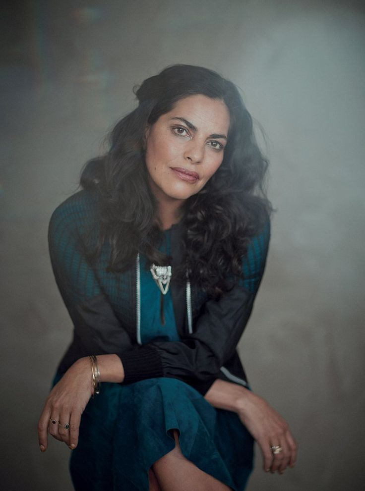 Sarita Choudhury by Garance Doré | Grey Magazine