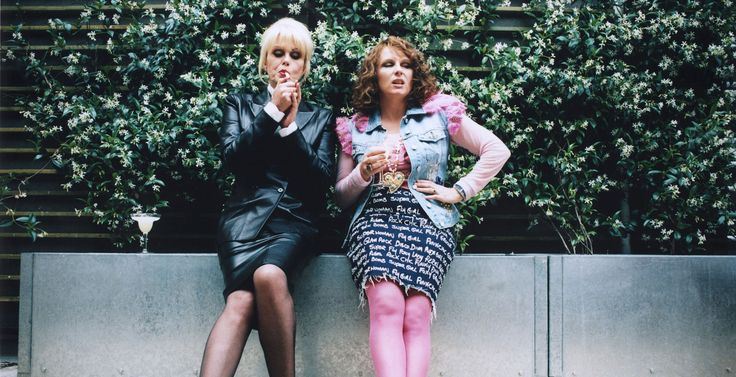 WATCH: 'Absolutely Fabulous: The Movie' Teaser: The Ladies Make Their Escape - Jennifer Saunders and Joanna Lumley have been working on the Absolutely Fabulous Movie for a while now, and the first look has arrived.
