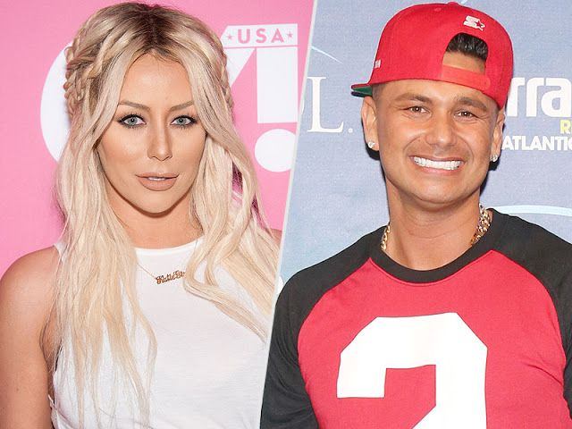 "Jersey Shore's DJ Pauly D Is Dating Aubrey O'Day    Can we get a fist pump for DJ Pauly D and Aubrey O'Day?  The Jersey Shore star 35 and O'Day 31 are ""definitely dating"" a source confirms to PEOPLE and funnily enough the two met while filming Famously Single an upcoming E! relationship rehab show.  ""They're  still testing it out. It's nothing serious at this point but they're  both open to seeing where it goes"" the source said adding that the  couple is planning to celebrate O'Day's…"