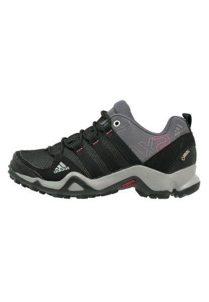 adidas Performance AX2 GTX  Półbuty trekkingowe carbon/black