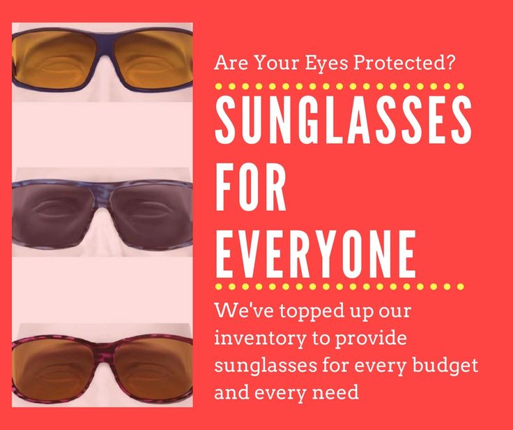 Did you know you need sunglasses even in winter. Come check out the latest selection we have styles for everyone from  prescription to non-prescription, fitovers, flip-ups and more  bonaeye@telusplanet.net (403)271-2818
