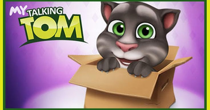 Free Download Talking Tom Cat Game Apps For Laptop Pc Desktop Windows 7 8 10 Mac Os X