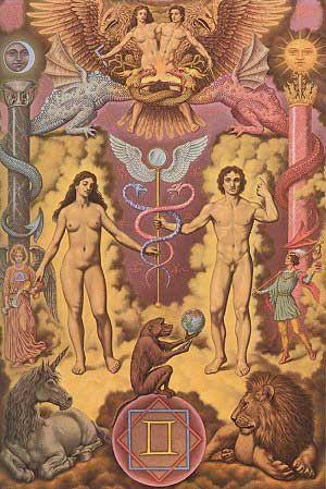 Gemini - gnostic astrology explanation