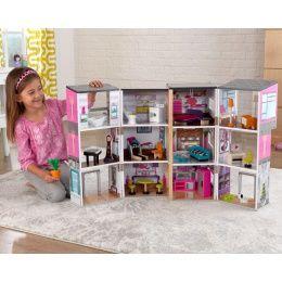 KidKraft Domček pre bábiky DELUXE TOWNHOUSE, Kategorie: Domčeky pre bábiky