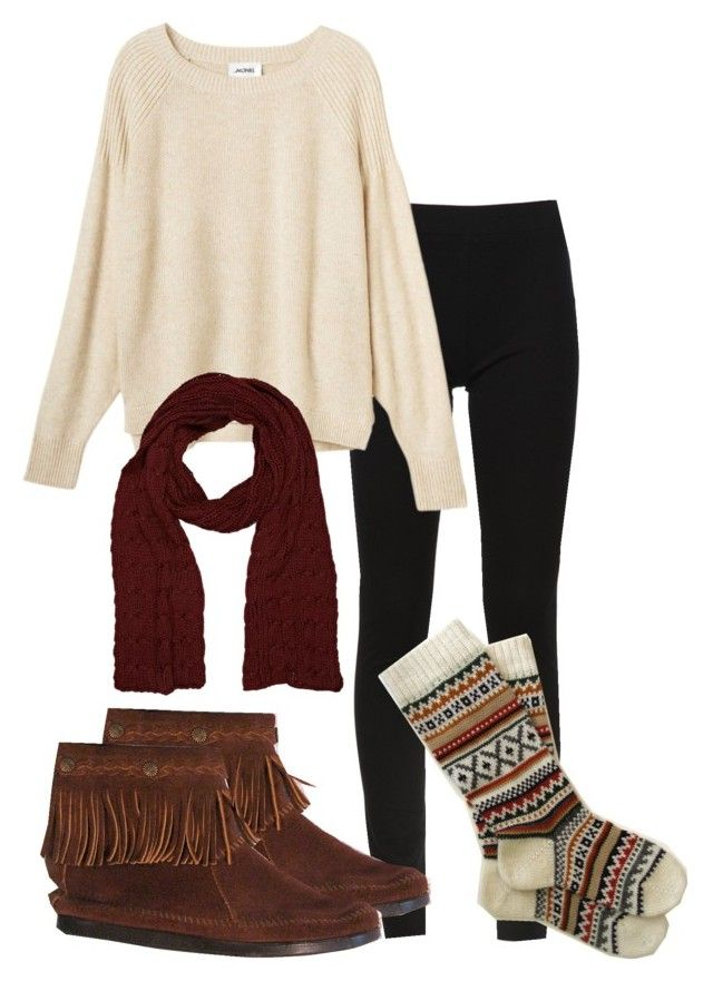 """""""fall aztec socks outfit"""" by abigail220 ❤ liked on Polyvore"""