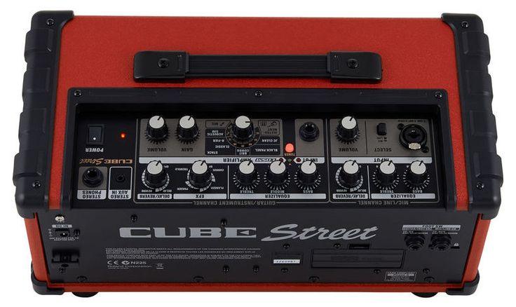 Roland Cube Street RD - Thomann www.thomann.de #amp #roland #gear #guitar