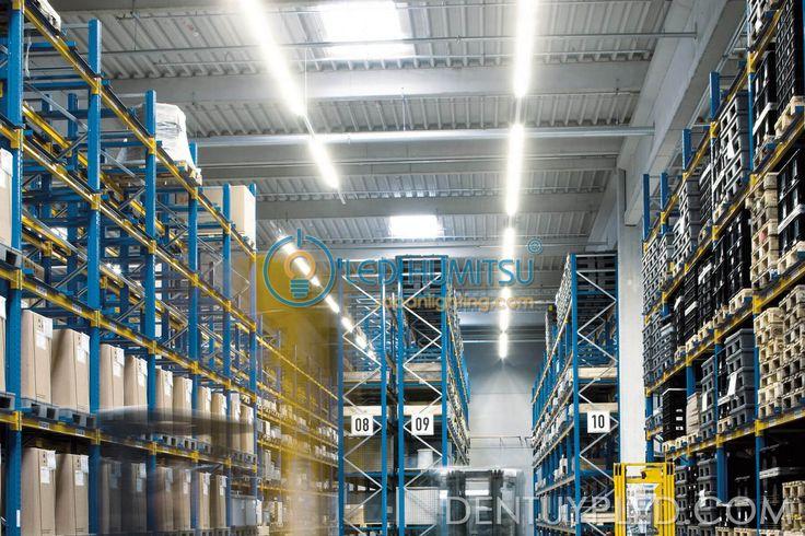 Sử dụng đèn tuýp LED cho nhà xưởng? - ĐÈN TUÝP LED - ĐÈN TUÝP LED SỐ 1 NHẬT BẢN