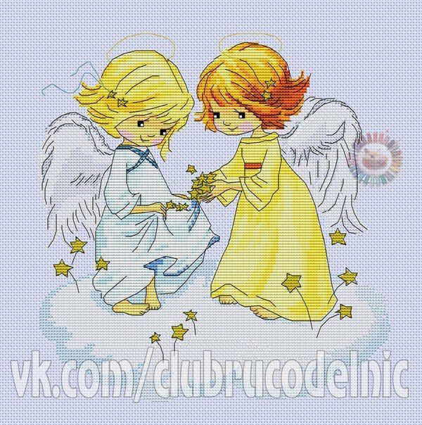 Angel Friends 1/6