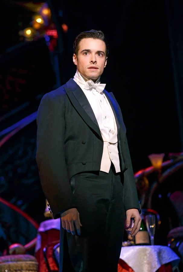 Corey Cott as Gaston Lachaille in Gigi. LET US ALL TAKE A MOMENT OF SILENCE TO APPRECIATE THAT WE FINALLY HAVE AN OFFICIAL RECORDING OF COREY COTT.