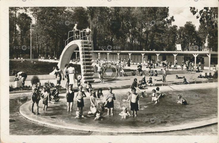 Brouzdaliště na bazéně v Otrokovicích