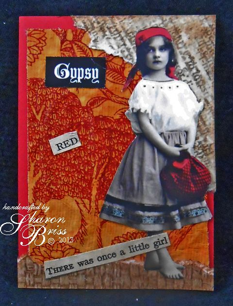 Vintrigue: ATC Angst Revisted | Unruly PaperArts