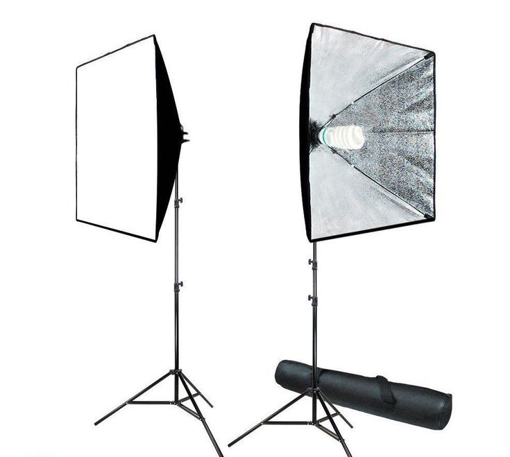 LimoStudio 700W Photography Softbox Lighting Kit Photo Equipment Light Softbox #LimoStudio