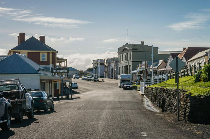 Staney Tasmania Streetscape