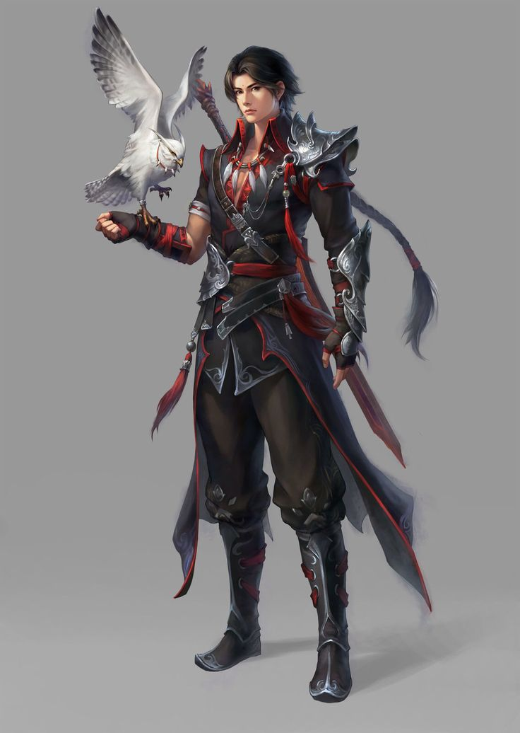 Character Design And Concept Art : Best images about concept art fantasy characters on