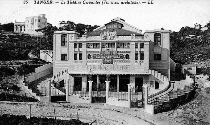 Gran Teatro Cervantes, Tánger