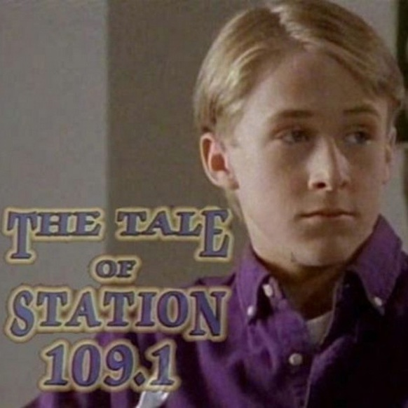 Ryan Gosling -- Are You Afraid of the Dark. Great episode.