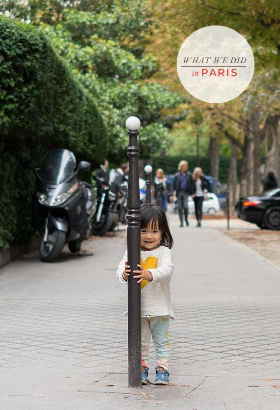 What We Did in Paris | Oh Joy