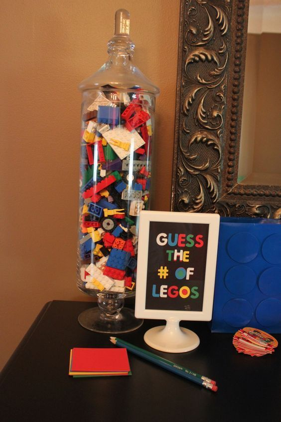 Today was such a fun day for us all. My kids love Legos and everything Lego. So it was not surprised when my son wanted a Lego birthday party. I loved looking for things almost as much as he did.…