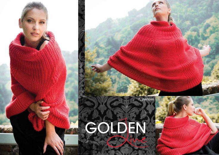 GOLDEN LINE 2014 - Filato: PAMPAS - Filatura di Crosa