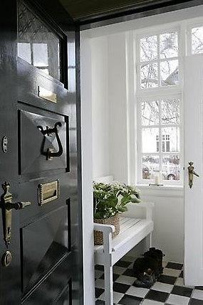 101 Best Black Doors Images On Pinterest Home Ideas Black Doors