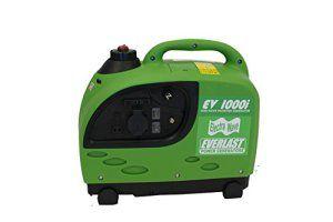 Everlast-ElectraWave-1000i-1000-Watt-Portable-Gas-powered-Inverter-Generator
