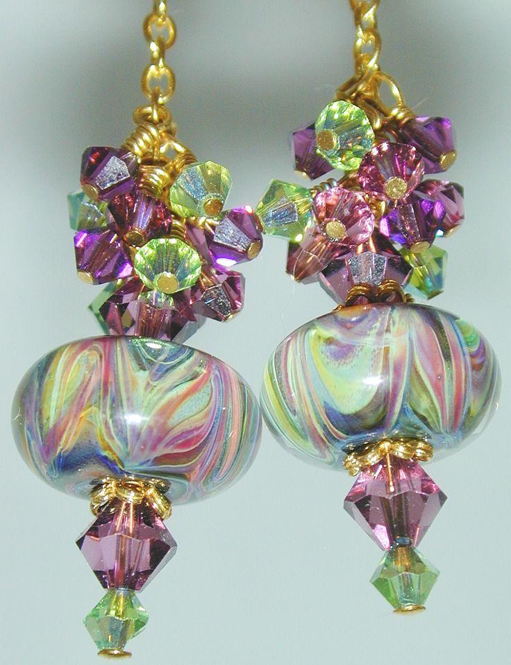 Jensen Beach Beads & Jewelry #earrings #beading #beadwork