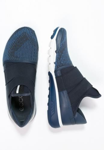 Ecco #intrinsic 2 scarpe senza lacci blue Blu  ad Euro 140.00 in #Ecco #Uomo scarpe scarpe basse