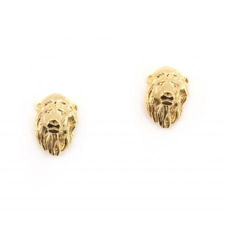 Lion Stud Gold