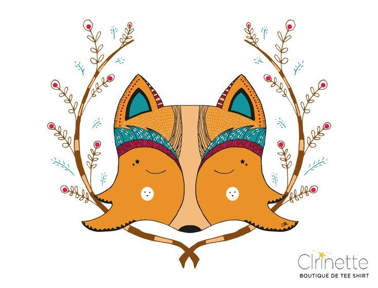 Fox Spirit - Tshirt