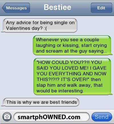 AHAHAHA that's so mean. >:D