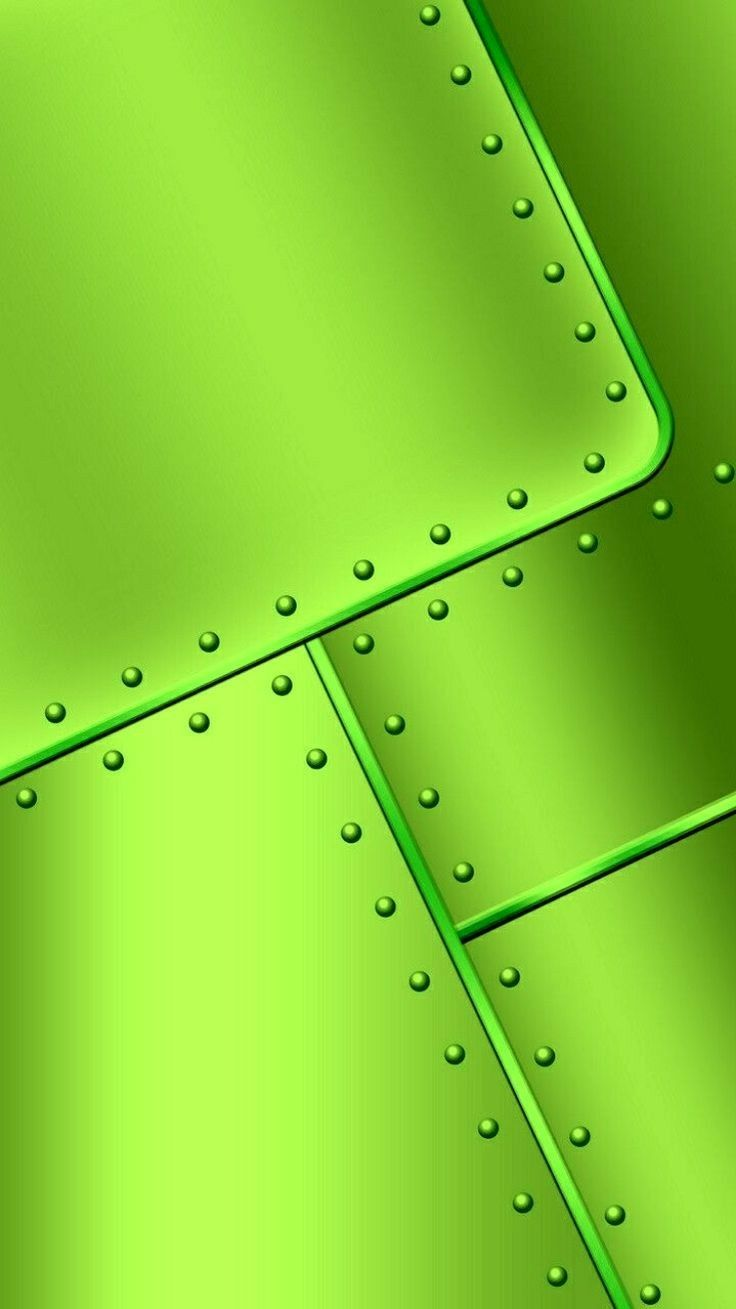 Neon Green Abstract Wallpaper Green Wallpaper Abstract