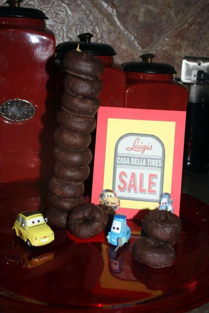 Disney/Pixar Cars Birthday Party Ideas | Photo 1 of 22