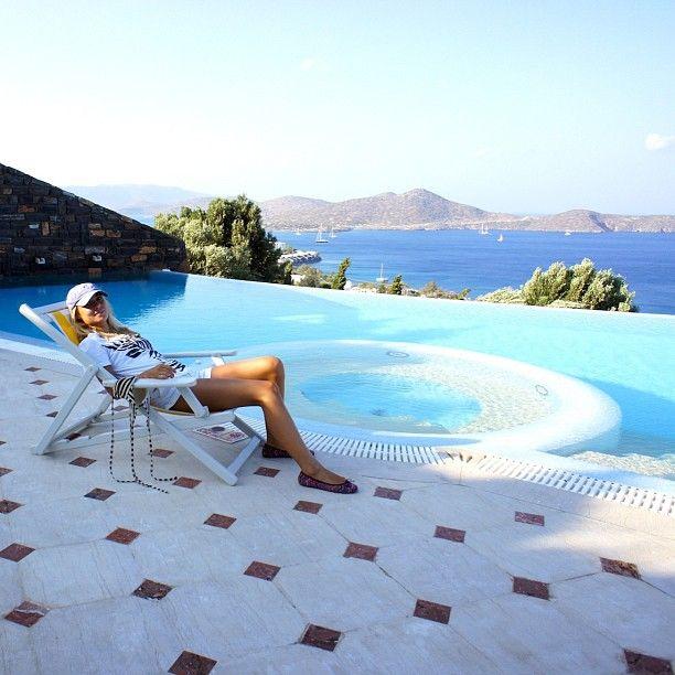 #EloundaGulfVillas #Crete #Summer #LuxuryHotel Photo credits: @mliek