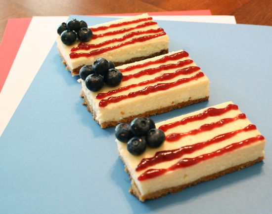 recipe: american flag cheesecake recipe [38]