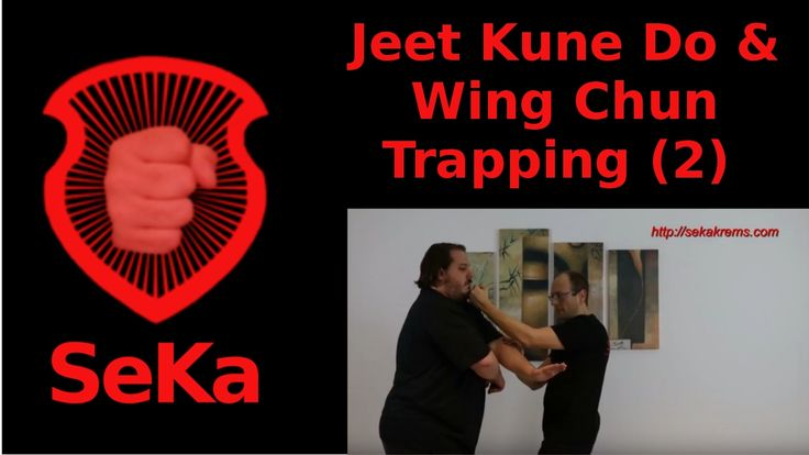 Jeet Kune Do & Wing Chun Trapping, Teil 2 (Trainingseinblick)