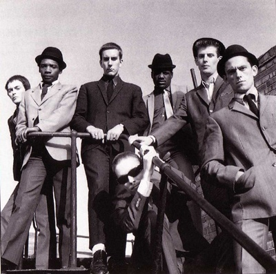 The Specials - 2nd wave (or blue-eyed) ska is awesome- two tone was one of the best labels ever