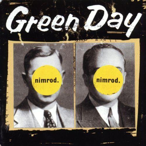 "#36. Green Day - ""Nimrod"""