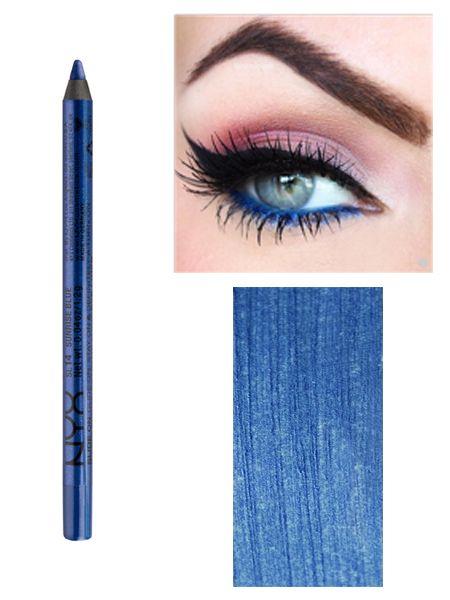 NEW ARRIVAL » NYX Slide On Pencil Sunrise Blue • Toko Online Nailandmakeup.com | Belanja Online Makeup, Kosmetik dan Kutek Terlengkap di Indonesia