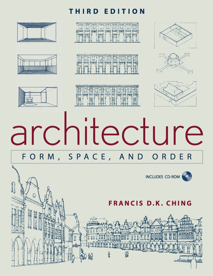 Architecture Form Space and Order (eBook Rental