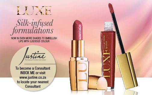 Justine LUXE Make-Up
