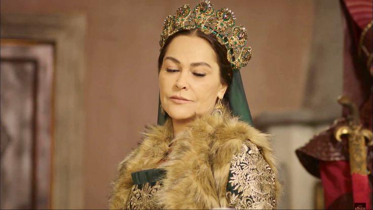 """Safiye Sultan - Magnificent Century: Kösem - """"The Longest Night (En Uzun Gece)"""" Season 1, Episode 15"""
