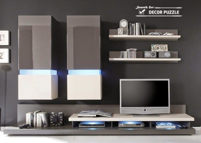 17 Best ideas about Tv Wall Units
