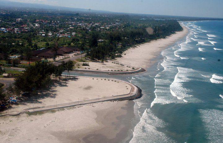 bengkulu city beach