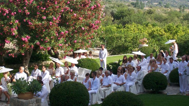 Ceremonia Bodas en Son Berga - Mallorca Weddings in Mallorca