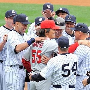 Hideki Matsui and the Yankees